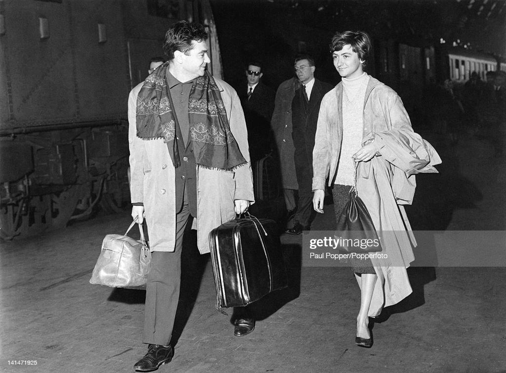 French writer Francoise Sagan March 1958