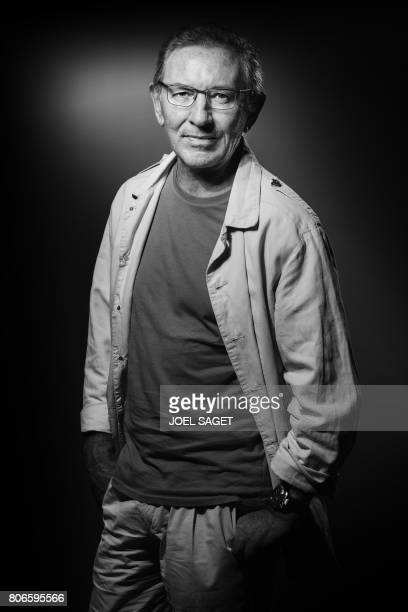 French writer JeanMarie Blas de Robles poses during a photo session in Paris on June 23 2017 / AFP PHOTO / JOEL SAGET / RESTRICTED TO EDITORIAL USE