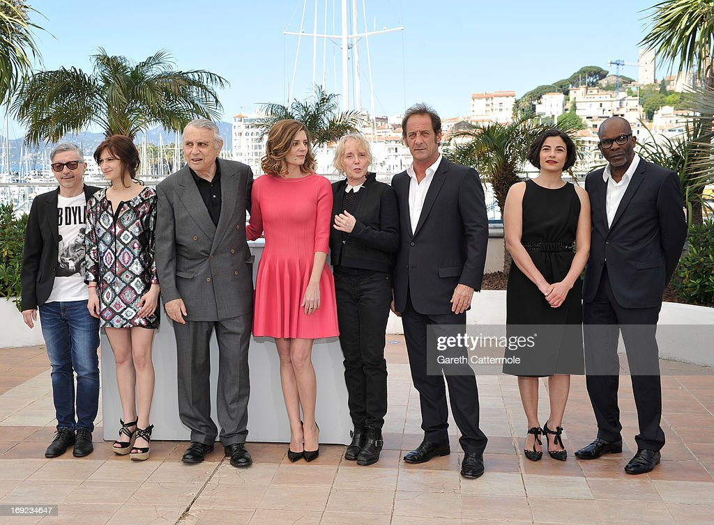 'Les Salauds' Photocall - The 66th Annual Cannes Film Festival