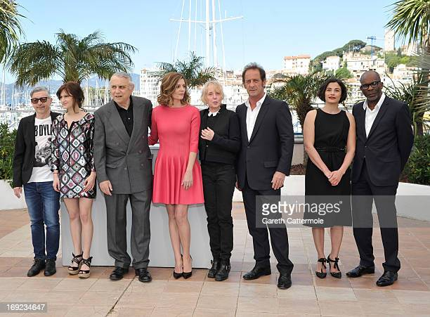 French writer JeanPol Fargeau actress Lola Creton actor Michel Subor actress Chiara Mastroianni director Claire Denis actor Vincent Lindon actress...