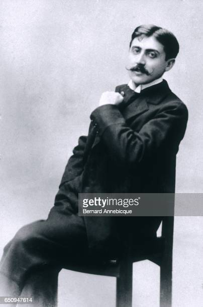French writer Marcel Proust