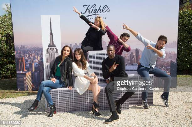 FrenchChilean actress Leonor Varela French actress Anais Demoustier Emmanuelle Bercot French singer Abd Al Malik and French actors Pio Marmai and...