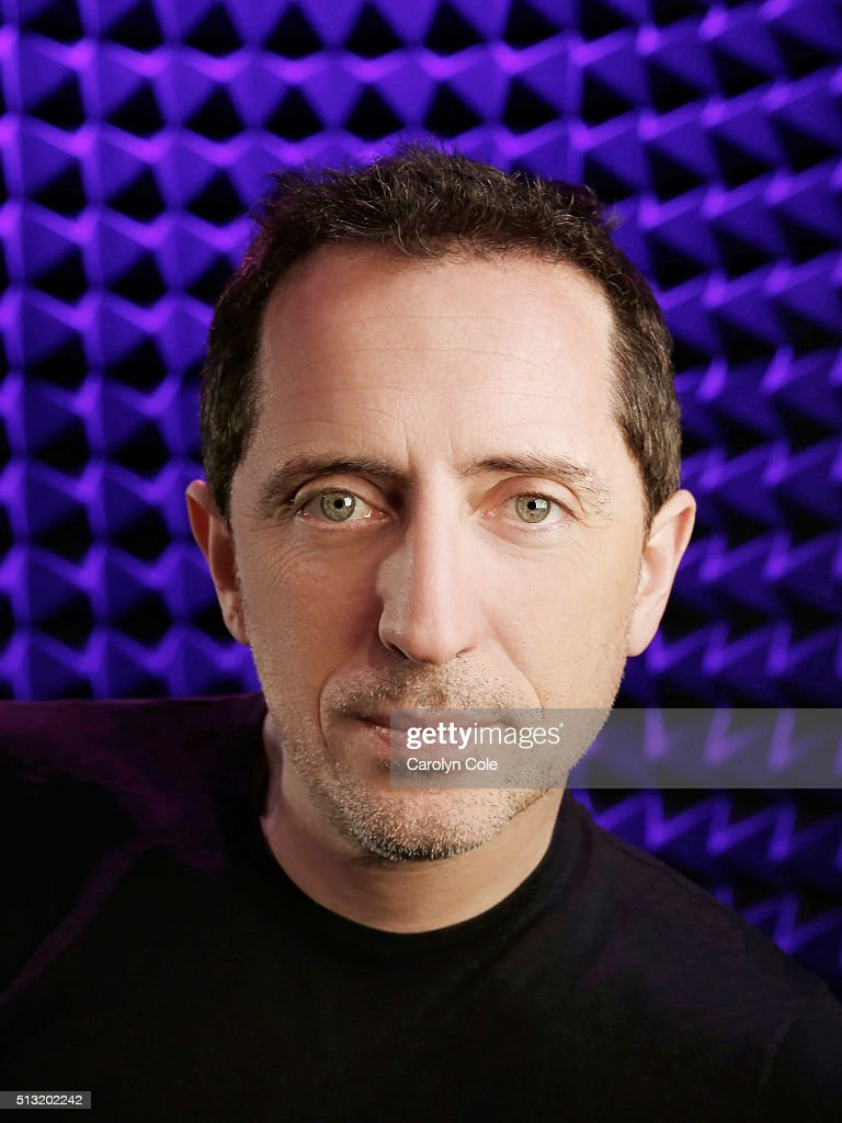 gad elmaleh los angeles times february 28 2016 getty images. Black Bedroom Furniture Sets. Home Design Ideas