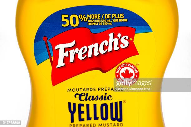 French's mustard made in Canada Frenchs is an American brand of prepared mustard condiments created by Robert Timothy French