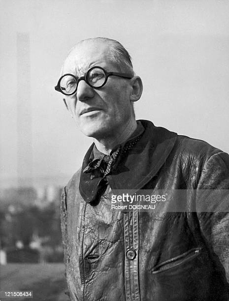 FrenchSwiss Architect Le Corbusier
