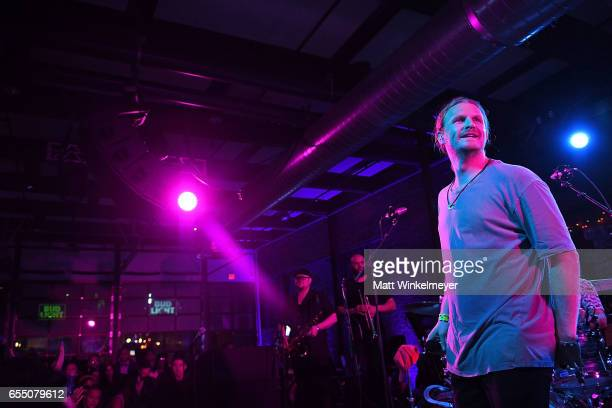 Frenship and The Roots perform during the Budlight Event 2017 SXSW Conference and Festivals on March 18 2017 in Austin Texas