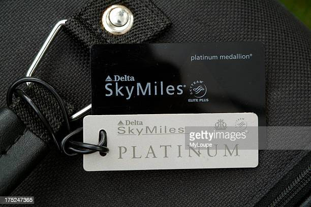Frequent Flyer Baggage Tag Luggage Identity Label
