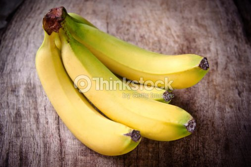 fresh bananas : Stock Photo