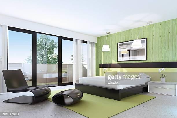 Nuovo Design della camera da letto