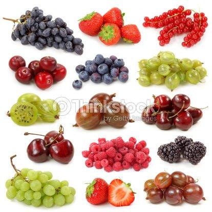 Bayas frescas colecci n foto de stock thinkstock - Que alimentos son antioxidantes naturales ...