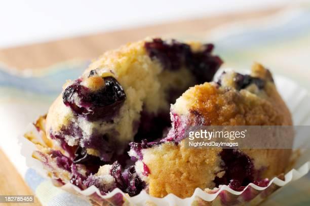 Fresh Blueberry Muffin