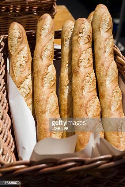 たてのパン