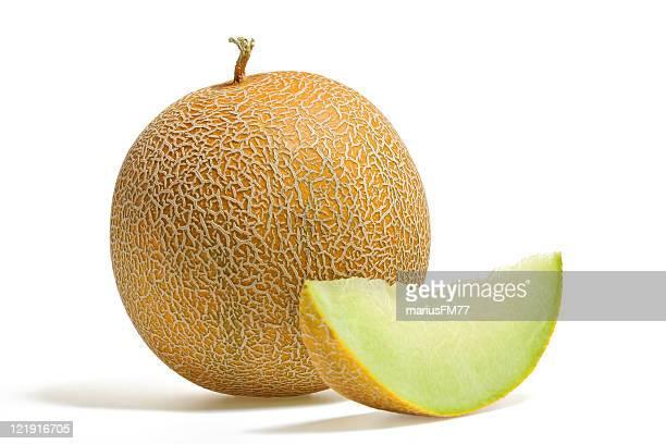 Frische Warzenmelone