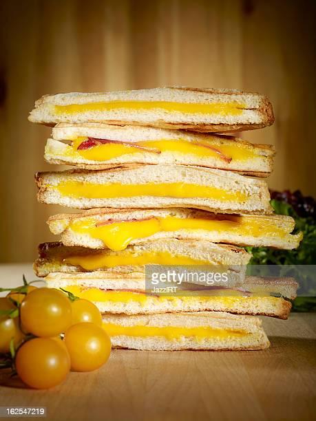 toast au fromage frais