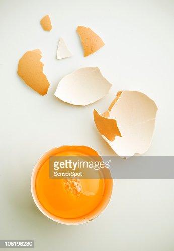 Fresh egg : Stock Photo