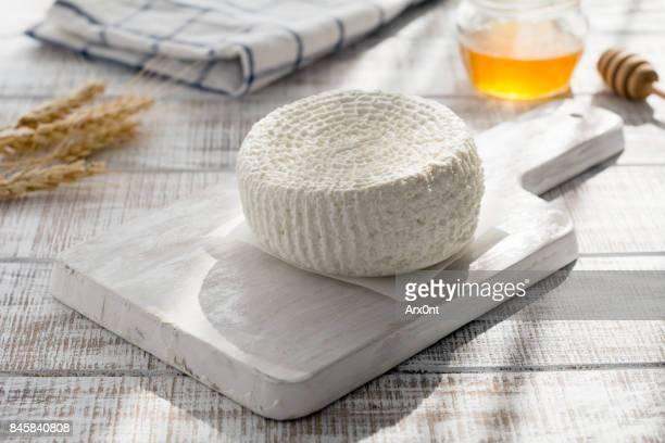 Fresh farmer's cheese