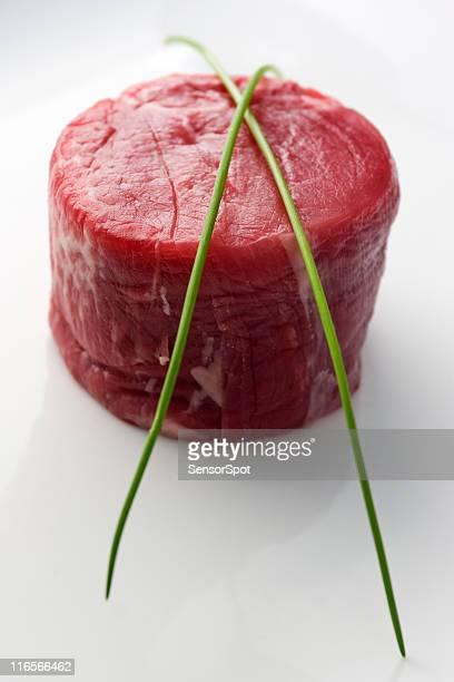 Fresh filet mignon