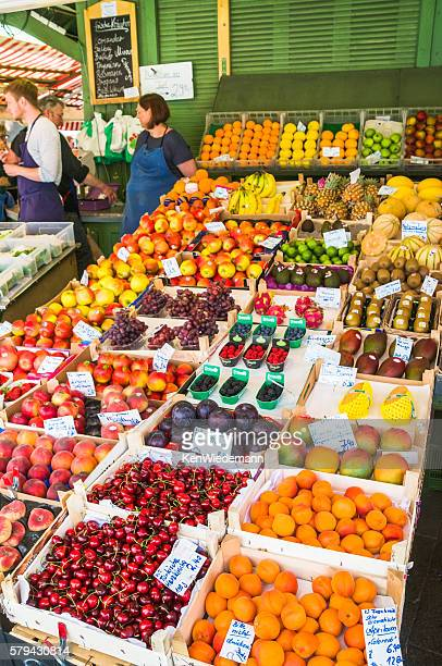 Fresh Fruit in Munich