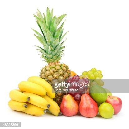 fresh fruits : Stockfoto