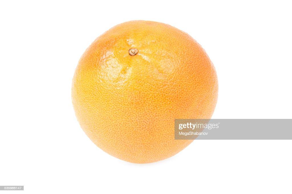Fresh grapefruit : Stock Photo