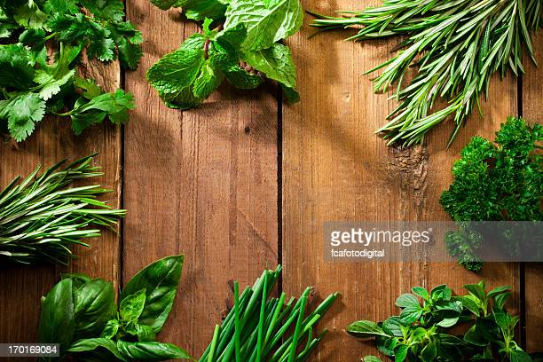 Fresh Herbs Frame