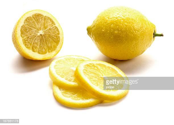生のレモン