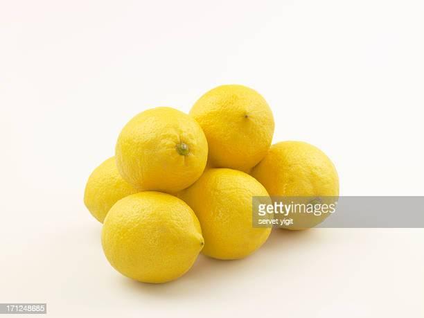 Frischen Zitronen