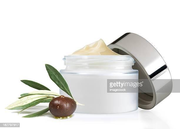 L'huile d'Olive crème pour le visage