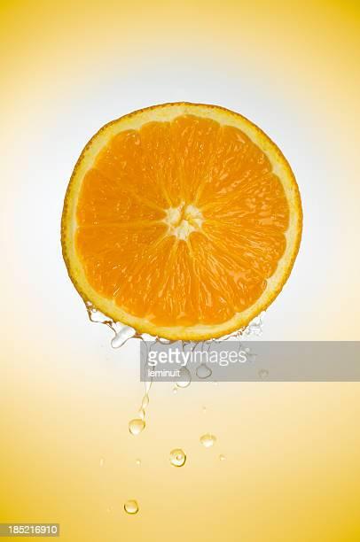 Orange frais