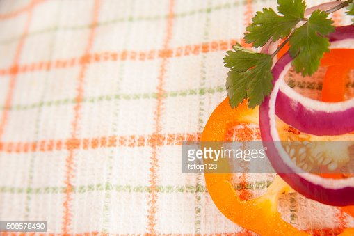 Fresh organic vegetables from the farm, garden. : Stock Photo