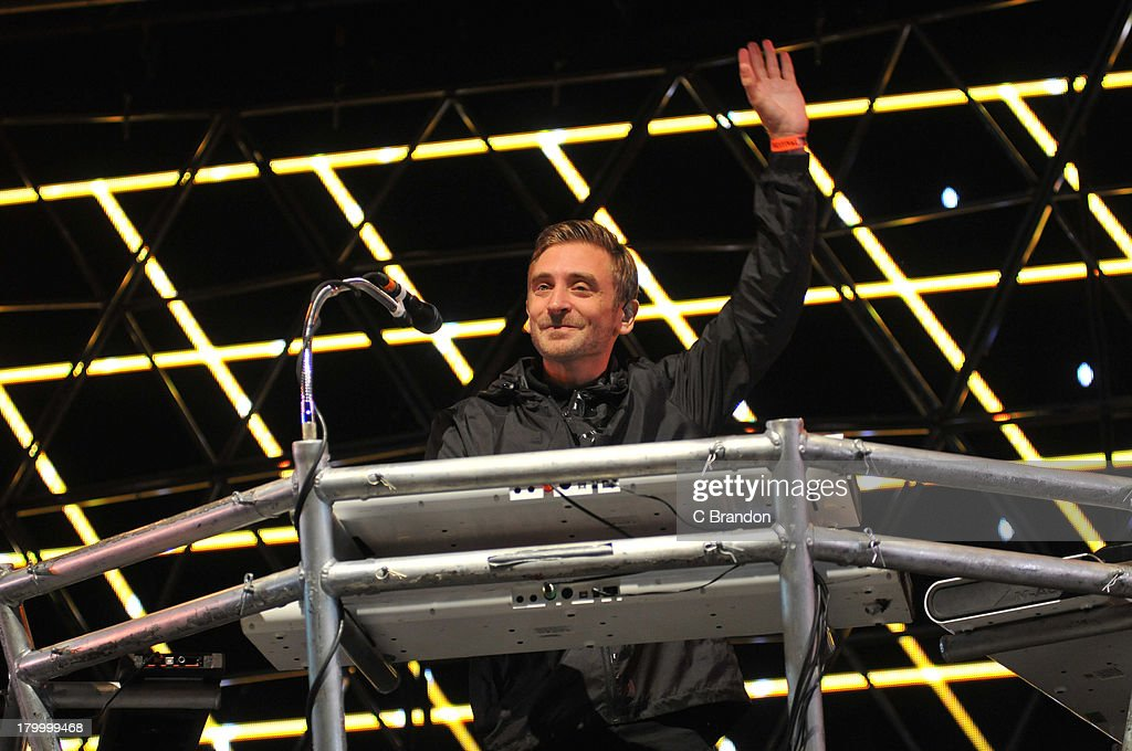 <a gi-track='captionPersonalityLinkClicked' href=/galleries/search?phrase=DJ+Fresh&family=editorial&specificpeople=7975885 ng-click='$event.stopPropagation()'>DJ Fresh</a> performs on stage during Day 3 of Bestival 2013 at Robin Hill Country Park on September 7, 2013 in Newport, Isle of Wight.