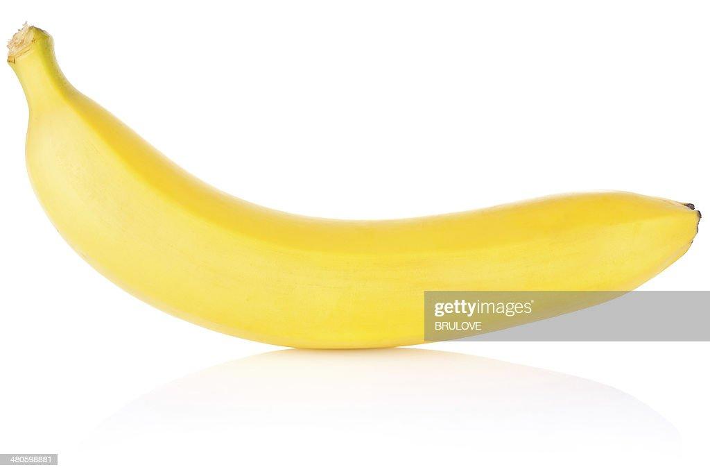 fresh ripe banana : Stock Photo