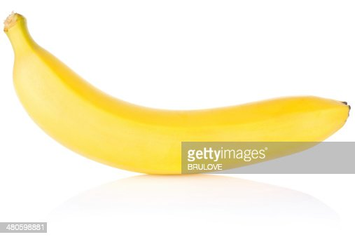 fresh ripe banana : Stock Photo