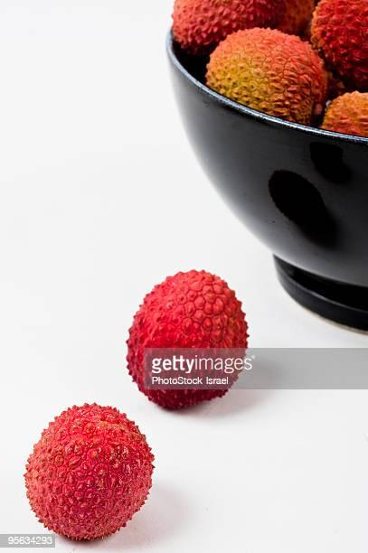 Fresh ripe Lichee