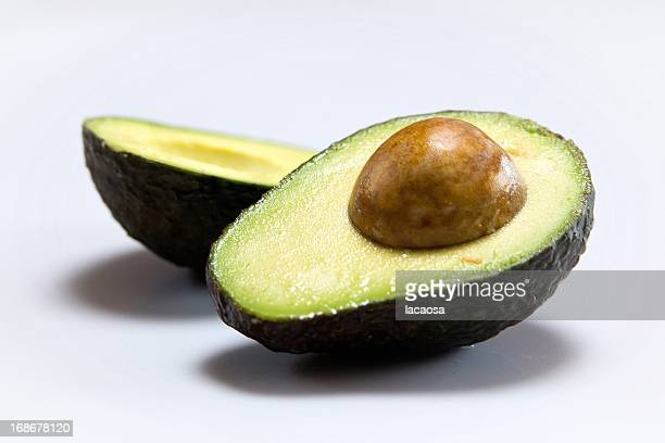 fresh sliced Avocado