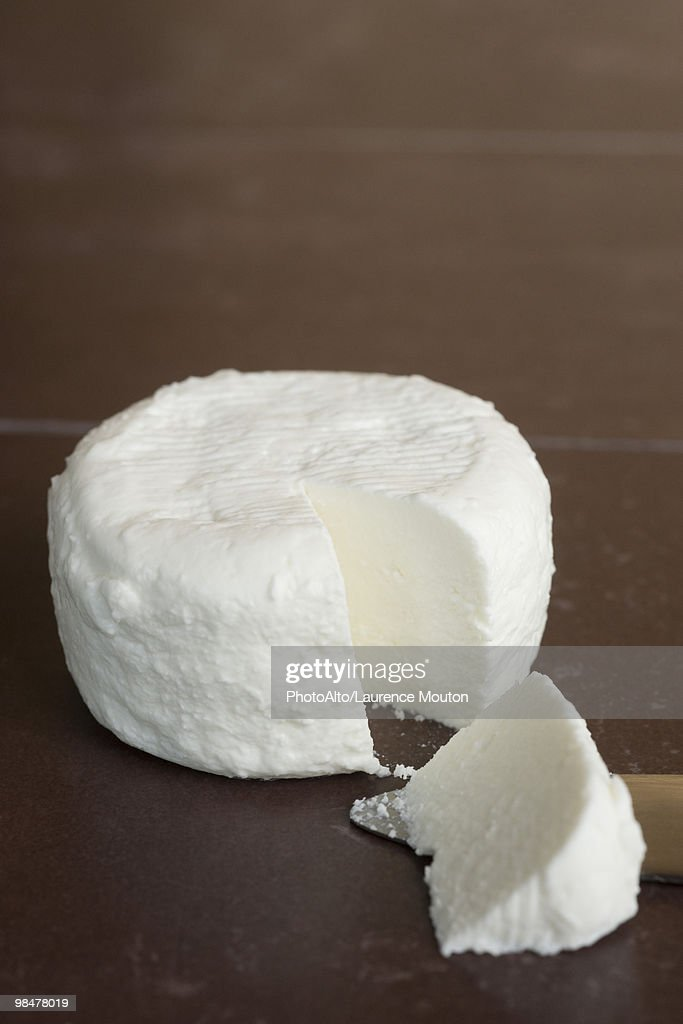 Fresh soft goat cheese from Tarn, France