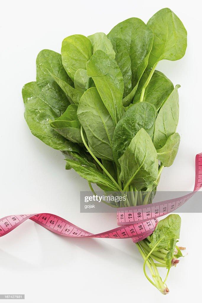 Fresh Spinach : Stock Photo