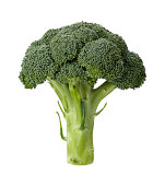 Broccoli is an edible green plant in the cabbage family whose large, flowering head is eaten as a vegetable.  This food falls into the category of healthy eating.  It is very nutritious and chocked fu