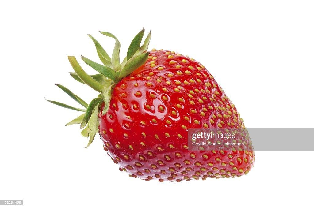 Fresh strawberry, close-up