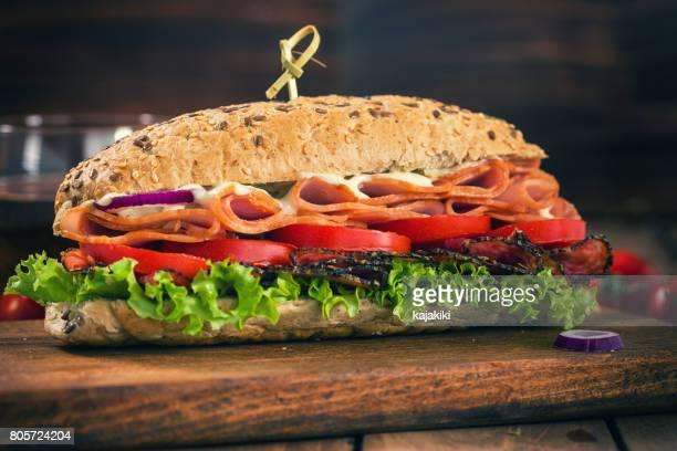 Neue u-Boot-Sandwich
