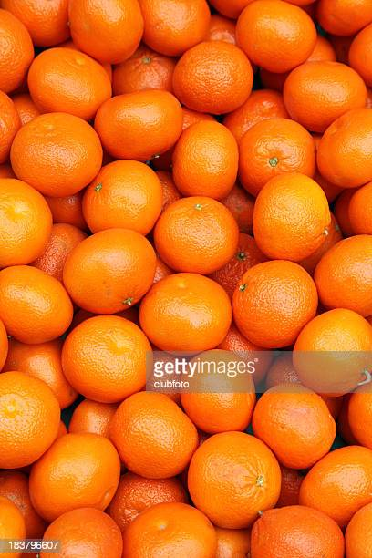 Fresh tangerines for sale