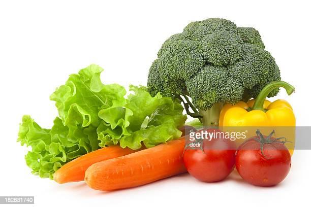 Frisches Gemüse-mix