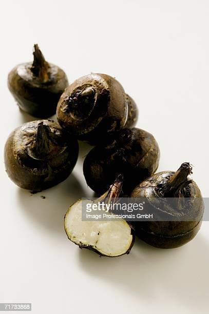 Fresh water chestnuts
