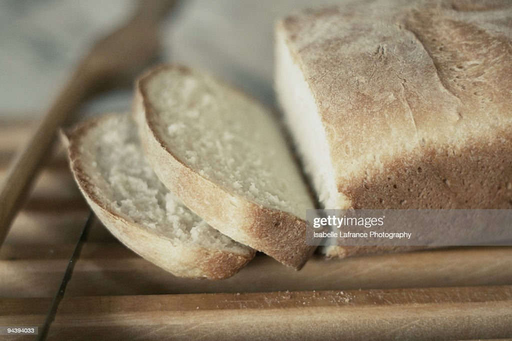 Freshly baked bread  : Stock Photo