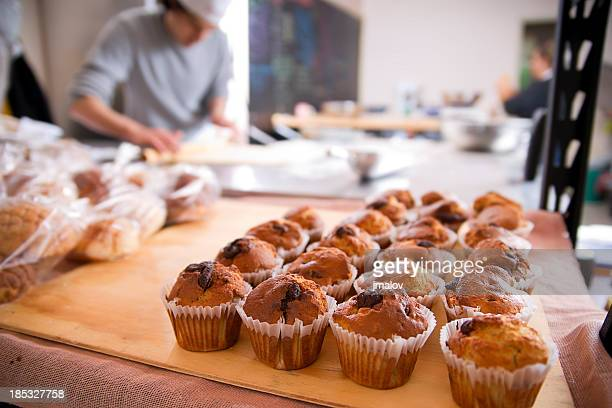 Freshly Baked Muffins