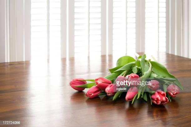 Freshly Cut Tulips