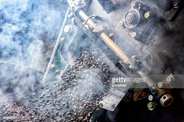 Freshly Roasted Gourmet Coffee Beans