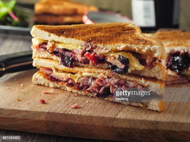 Freshness ham cheese toasted sandwich