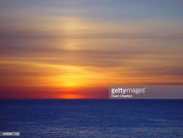 Freshwater sunrise