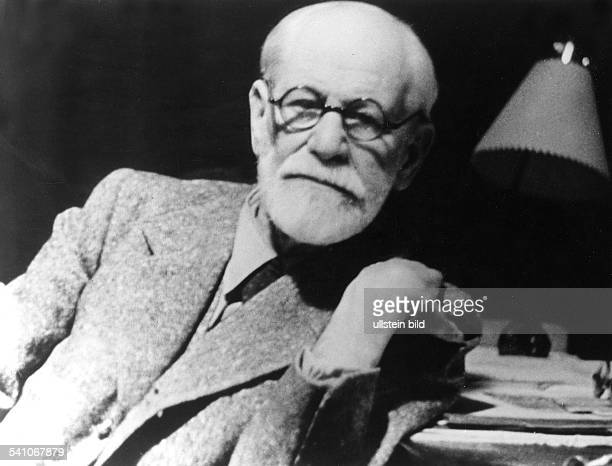 Freud Sigmund *06051856Wissenschaftler Psychoanalytiker ÖsterreichPorträt 1938